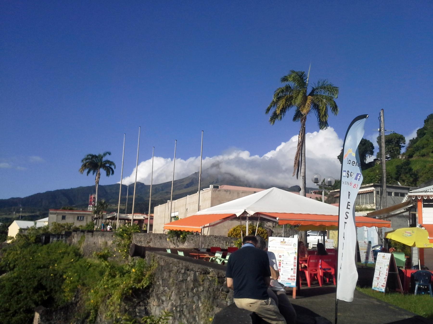 Caraibi. Ancora Martinica