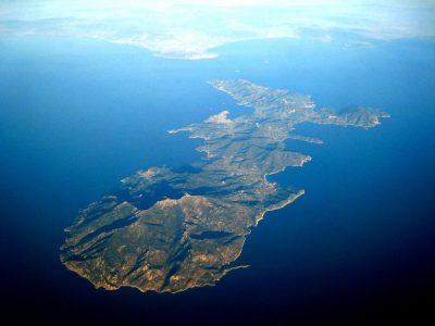 Italia. Elba